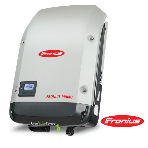 Fronius Primo 6.0-1, Fronius Grid Tie inverter, Single Phase Inverter, Fronius Monitoring