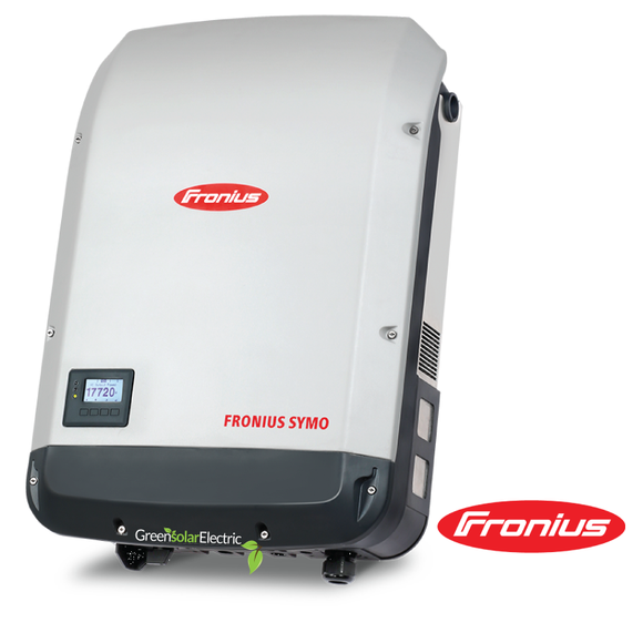 Fronius Symo 12.5-3, Fronius Grid Tie inverter, Three Phase Inverter, Fronius Monitoring