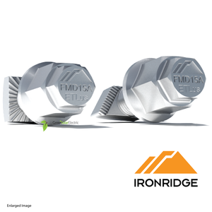 Iron Ridge, Bonding Attachment Hardware for ff2 and L Feet, UFO Series