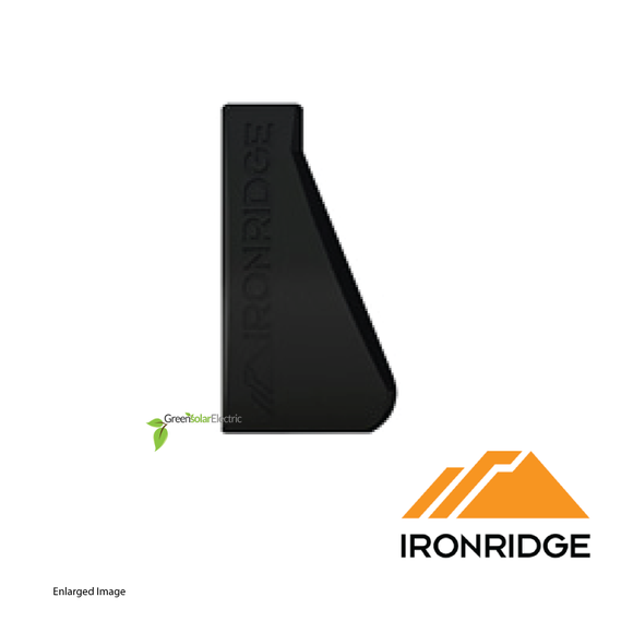 IronRidge End Caps, Iron Ridge Racking, Iron Ridge Hardware