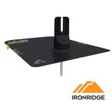 IronRidge, Flashing, Flashfoot2, Roof top Solar, Solar Racking black