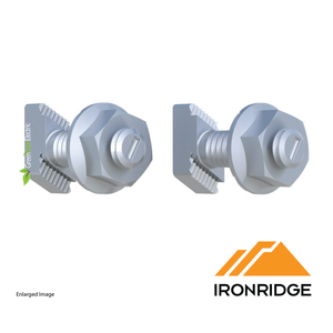 IronRidge Mounting Kit for Micro, UFO series, MI-BHW