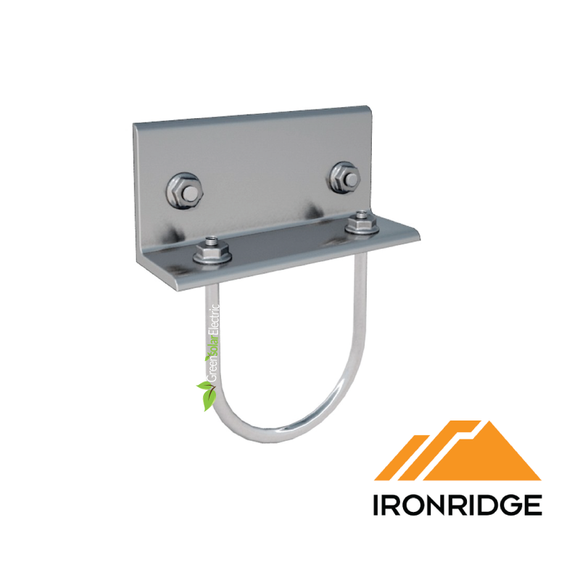 IronRidge, SGA Bonding Rail Connector, 3in., 2in.