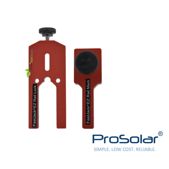 Prosolar, Solar Racking Installation Tool, Solar Panel Mounting Structure.