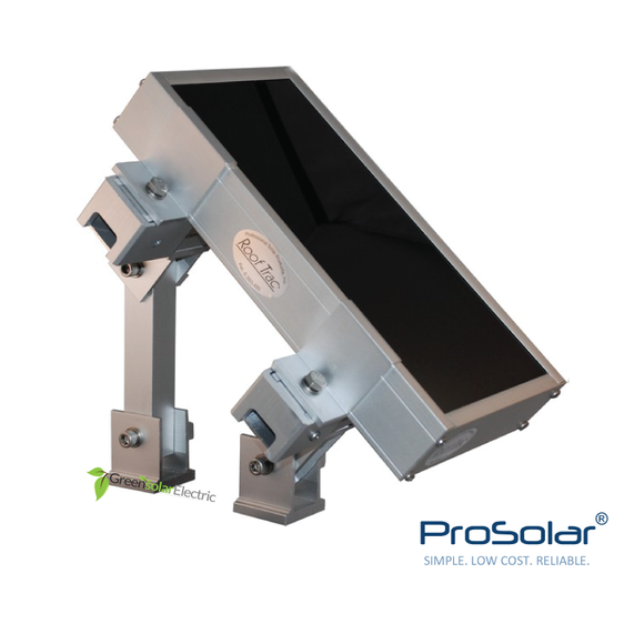 ProSolar, Solar Panel Installation Components, Solar Panel Racking, Solar Panel Mounting Hardware, Roof Attachement.