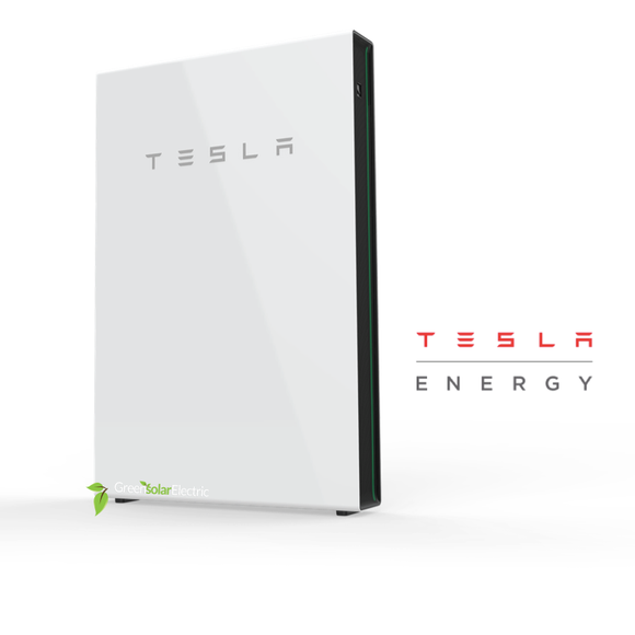 Tesla Powerwall Daily Cycle, LITHIUM-ION BATTERY, Green Solar Electric