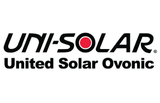 Uni-Solar ePVL144, EPVL136, flexible self adhesive solar panels.