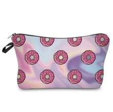 Donut Worry Makeup Pouch