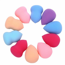 Makeup sponge - set of 10 (random colors)