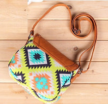 Boho colorful bag