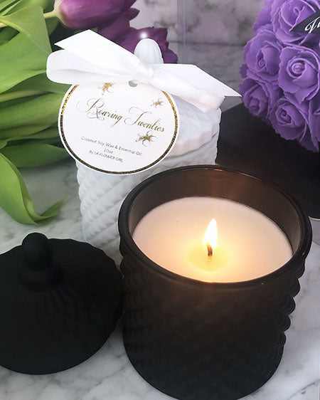 Roaring Twenties Candle Collection By LA Flower Girl