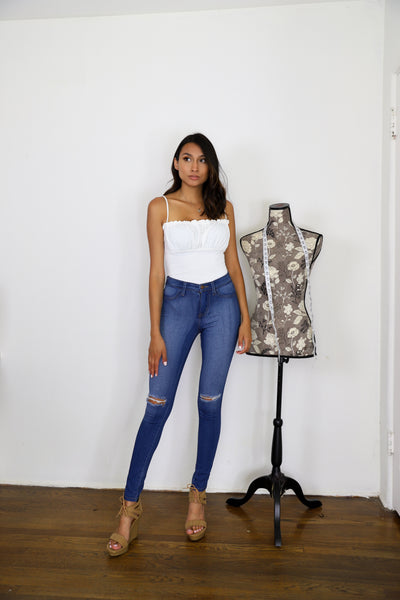 Mila Top - White
