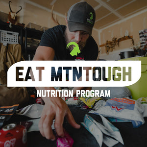 Eat MTNTOUGH Nutrition Course