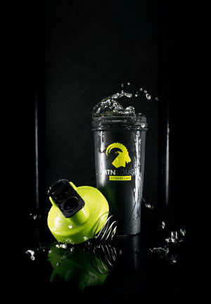 MTNTOUGH 28 oz Blender Bottle