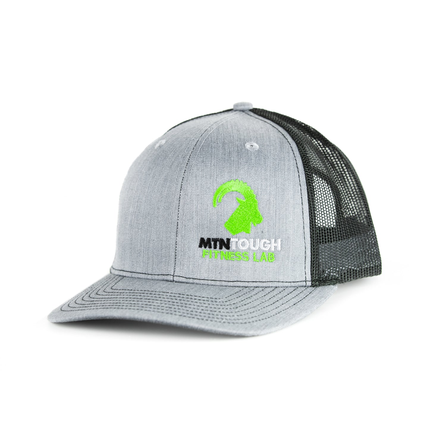 MTNTOUGH HAT - Gray/Black