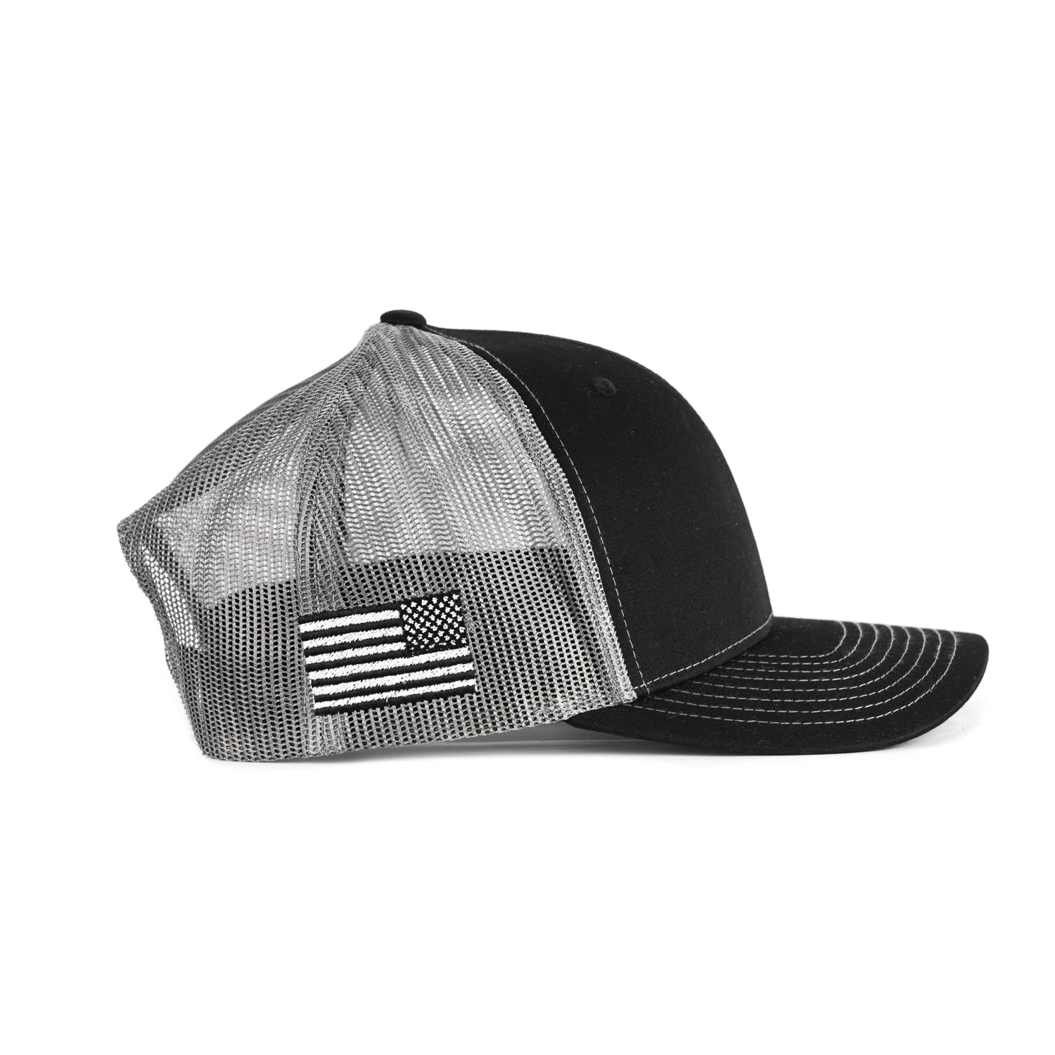 MTNTOUGH HAT - Black/Gray