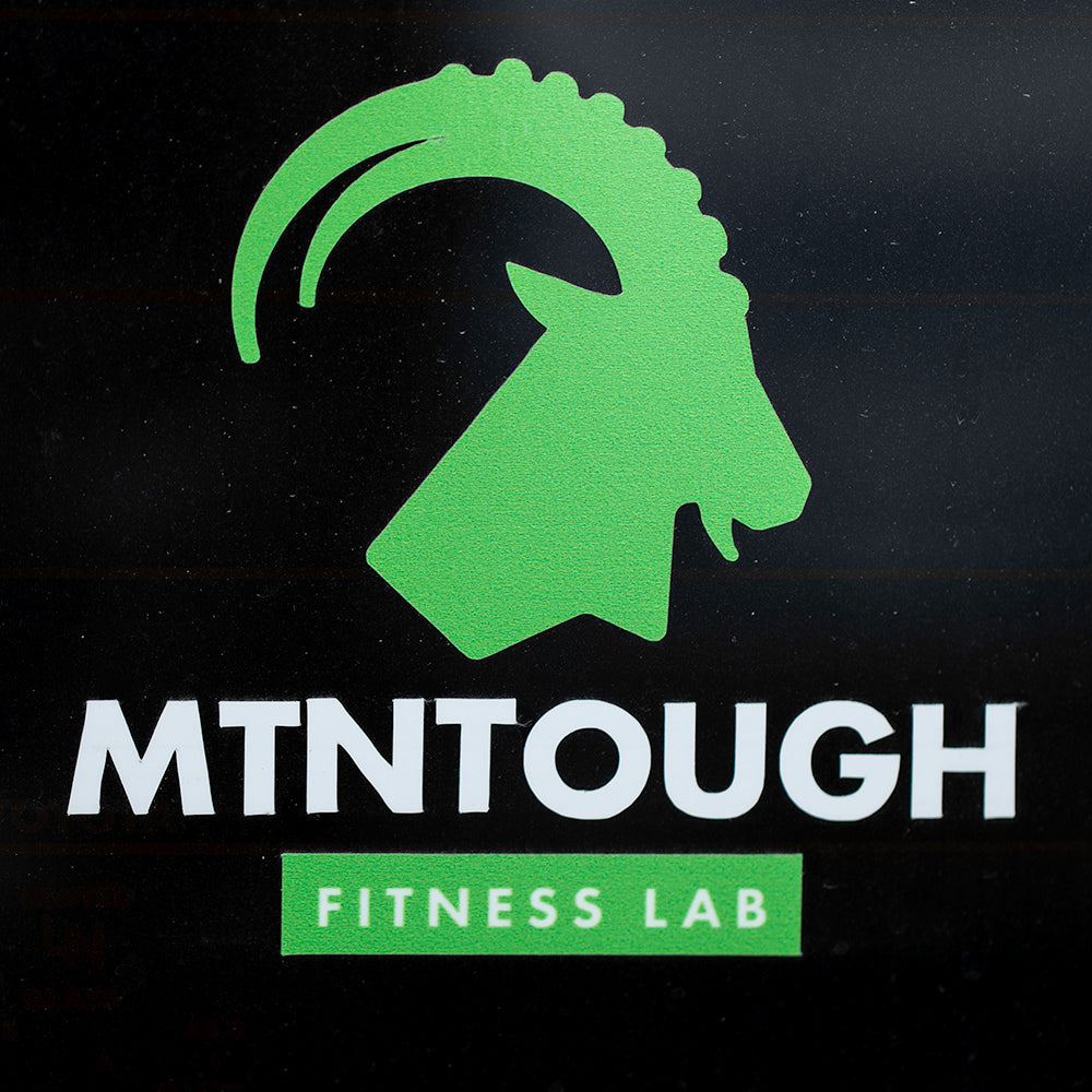 MTNTOUGH Die Cut Sticker