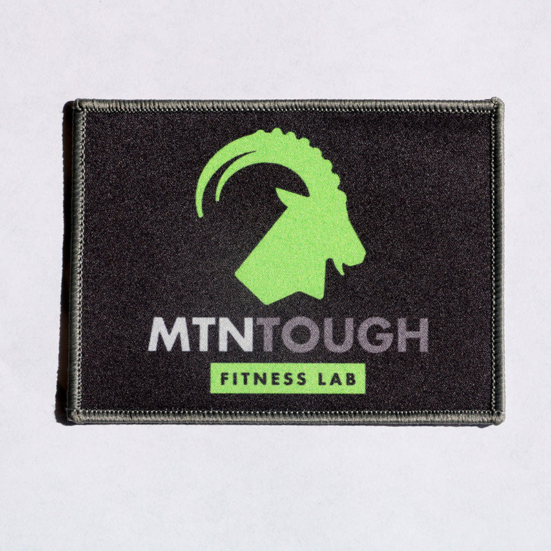 MTNTOUGH Tribe Patch