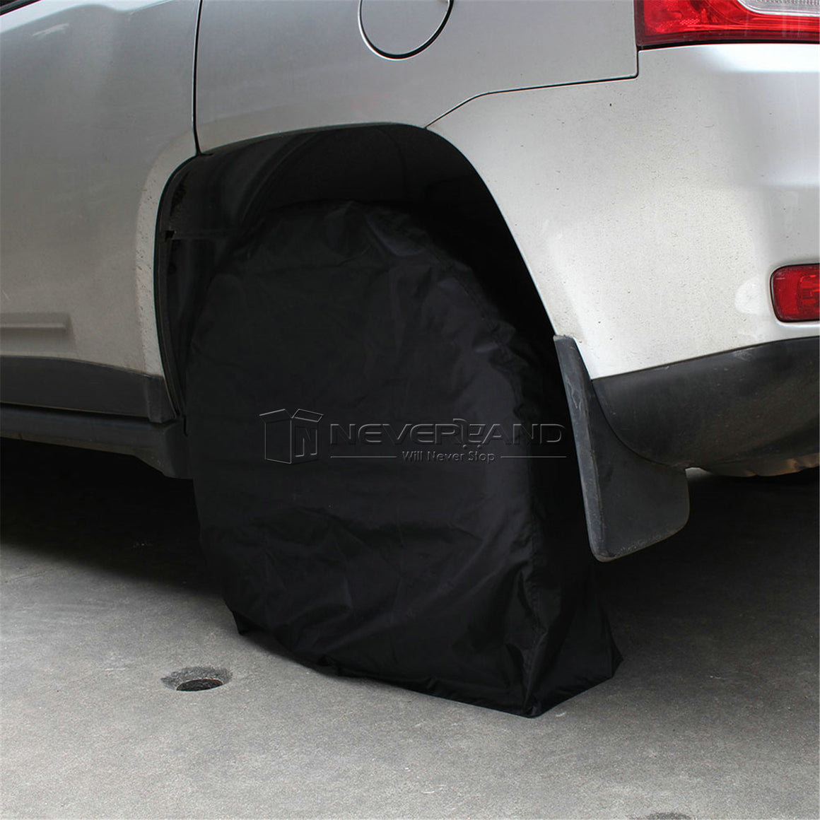 Cool New 300D 4 Wheel Tyre Covers For Rv Motorhome Camper Caravan Or Car Download Free Architecture Designs Xaembritishbridgeorg