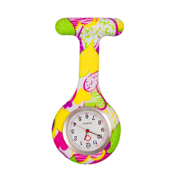 Candy hearts nurse watch