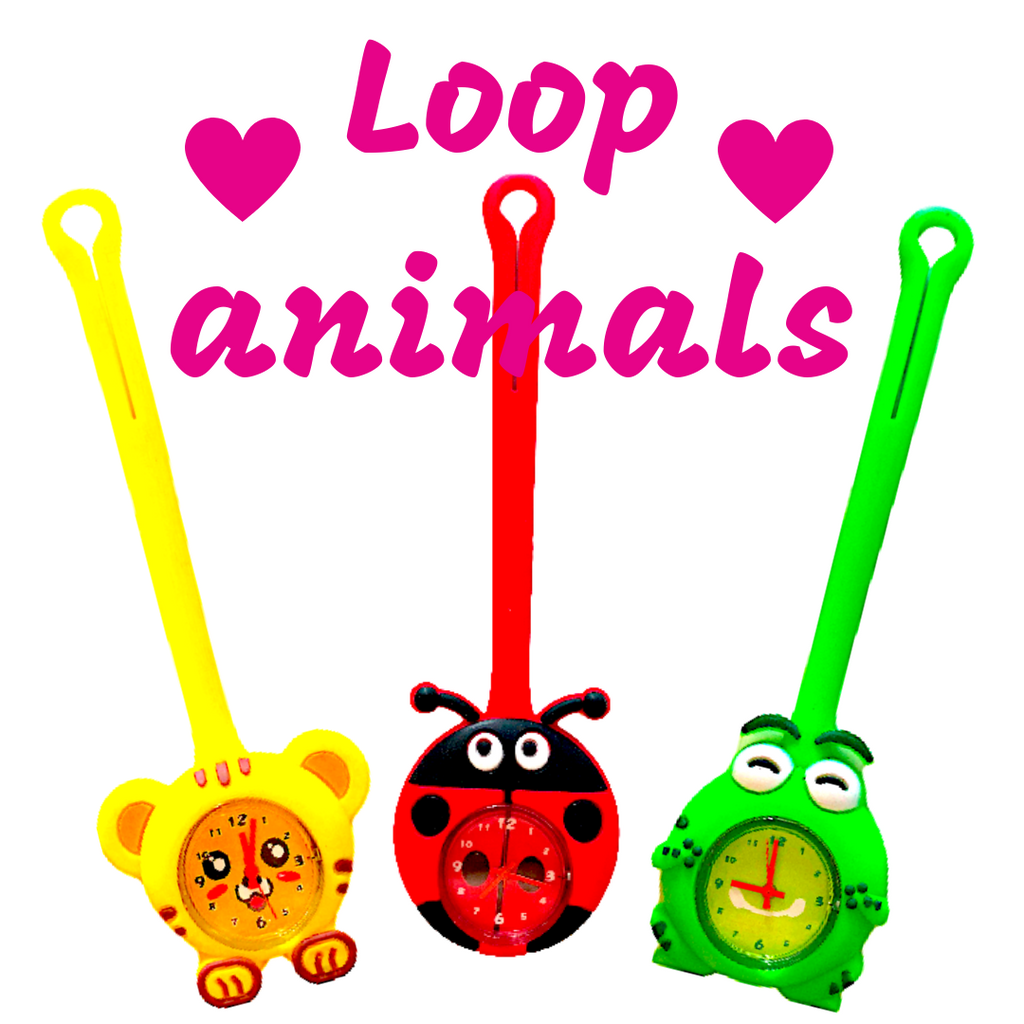 Loop Animal nurse watch