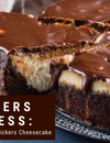 Snickers Madness: How to Bake No-Bake Snickers Cheesecake