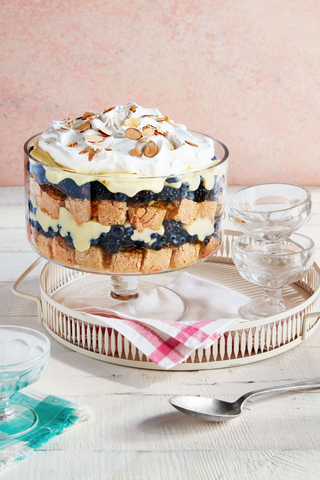 Fruit and Nut Trifle
