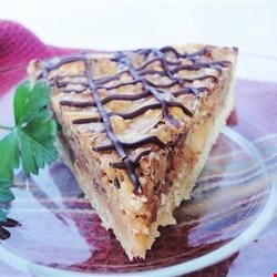 Maple - Nut Toffee Tart