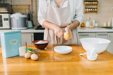 Start Baking with a Tidy Kitchen