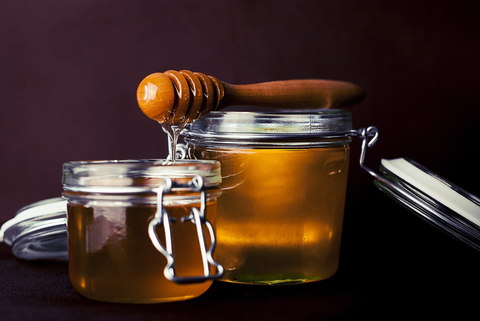 Can honey be a substitute for sugar?