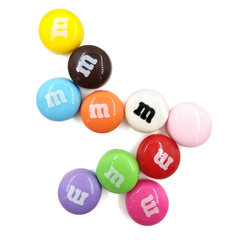 10pcs Resin Fridge Magnet