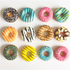 2pcs/lot! Cute Sweet Doughnut Fridge Magnet (Random)