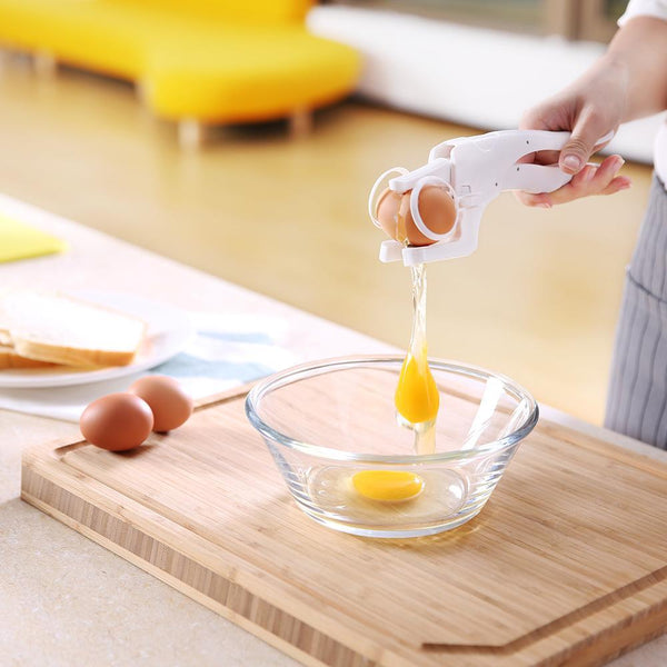 Egg Cracker Separator - bakers-dozen-store
