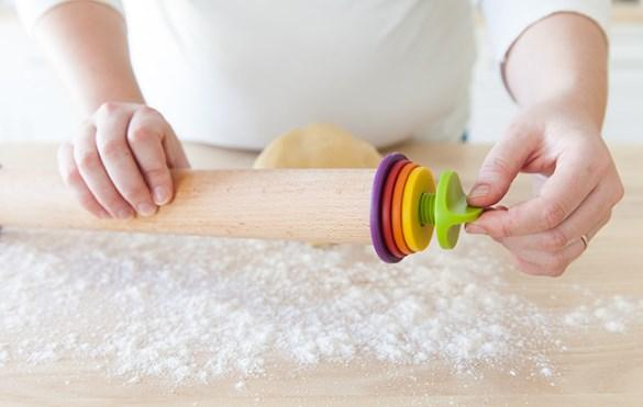 Wooden Kitchen Rolling Pin.
