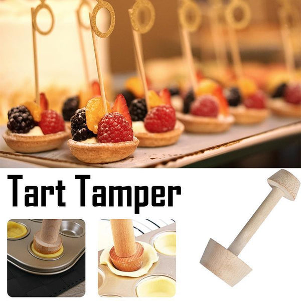 Perfect Tart Tamper Set