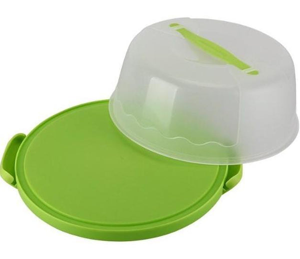 Portable Cake Caddy And Container. - bakers-dozen-store