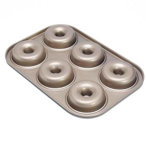 Donut Molding Pan 6 cups.