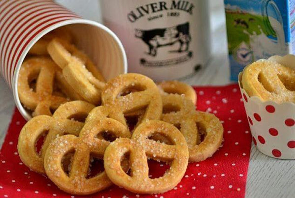 Pretzel Cookie Stamp