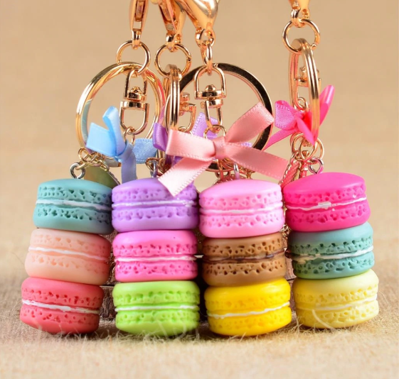 Women Cake Key-French pastries - bakers-dozen-store