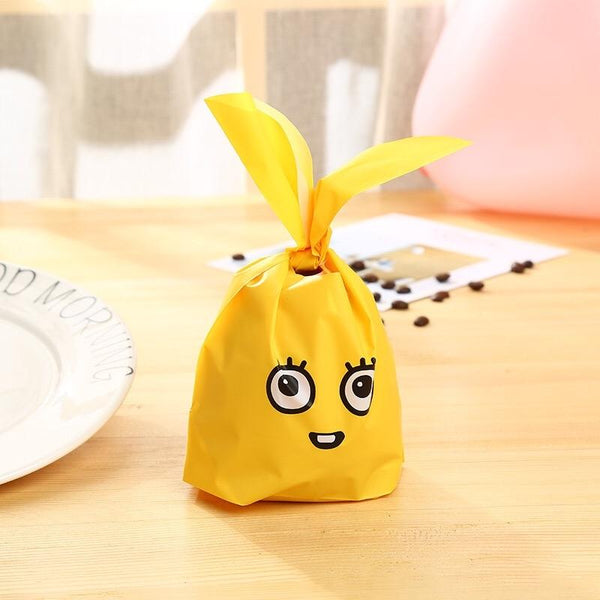 Cute Cookie Bags (10pcs)