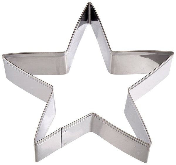 Stainless Steel Cookie Biscuit Cutter(12pcs). - bakers-dozen-store