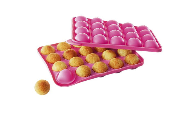Silicone Mold For Cake pops. - bakers-dozen-store