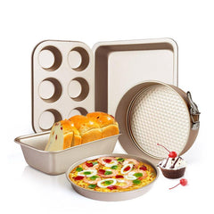 Baking Set (springfoam,cake,muffin,loaf pan).
