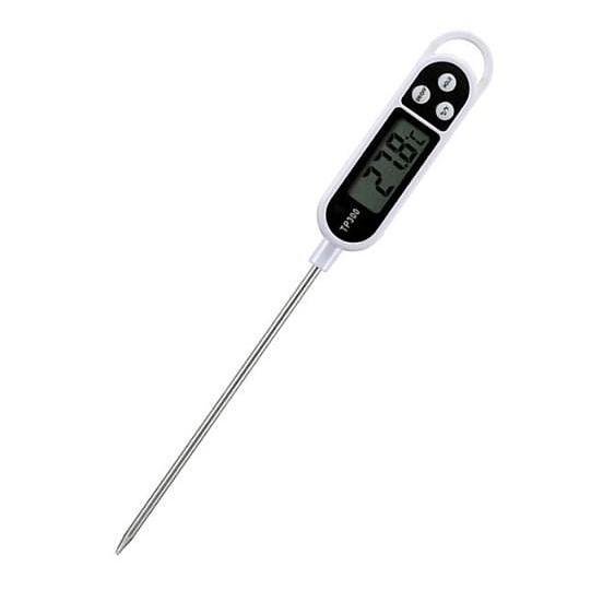 Digital Kitchen Thermometer with LCD Display. - bakers-dozen-store