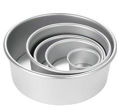 Round Cake Mold And Baking Pan(5 pcs).