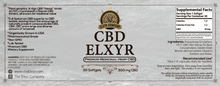Elxyr CBD Softgels 300mg