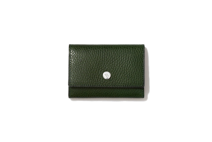 Wide Key Case Green