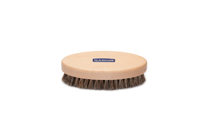 Safir Polish Horse Hairbrush