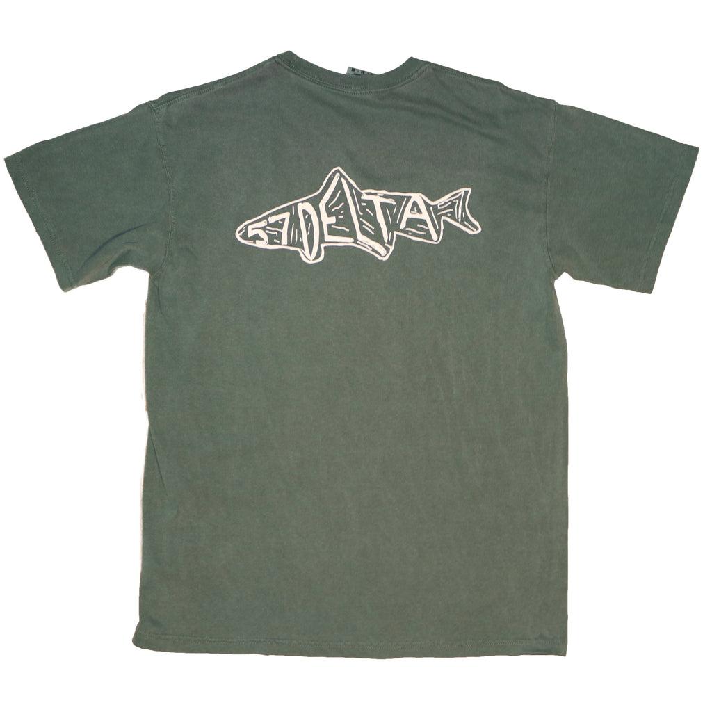 The Trout - Short Sleeve - 57 Delta Clothing