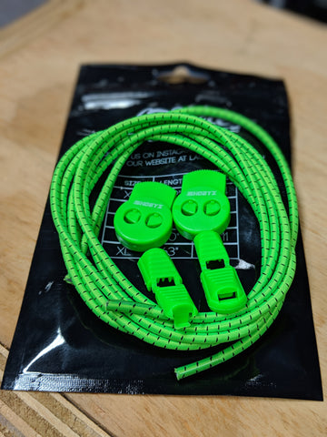 Speed Laces - Triathlon laces green